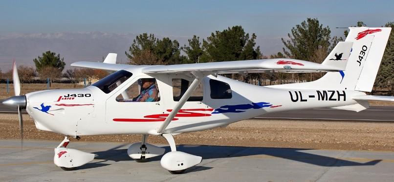 فروش هواپیمای خصوصی 4 نفره در ایران با قیمت و مشخصات