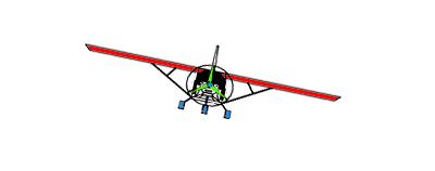 ultralight aircraft features